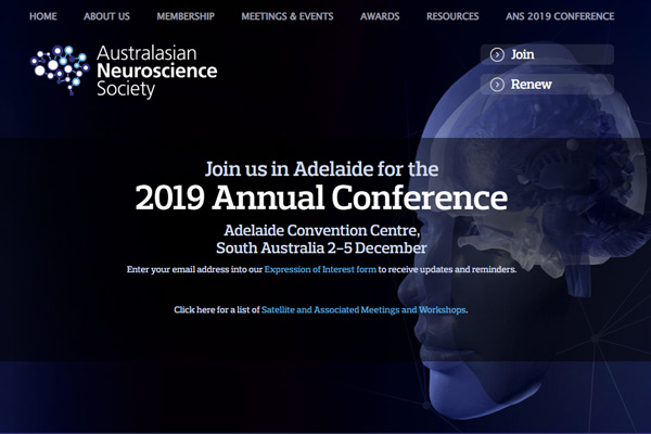Australiasian Neuroscience Society